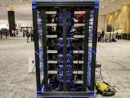 Oracle Raspberry Pi Supercomputer