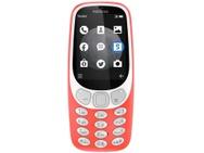 Nokia 3310 2G (2017) Rood