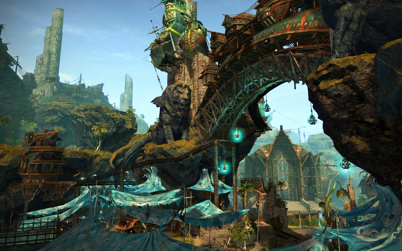 Hands-on Guild Wars 2