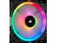 Goedkoopste Corsair LL140 RGB 140mm Dual Light Loop RGB LED PWM Fan - Single pack, 140mm