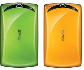 Silicon Power Stream S10 1TB Orange