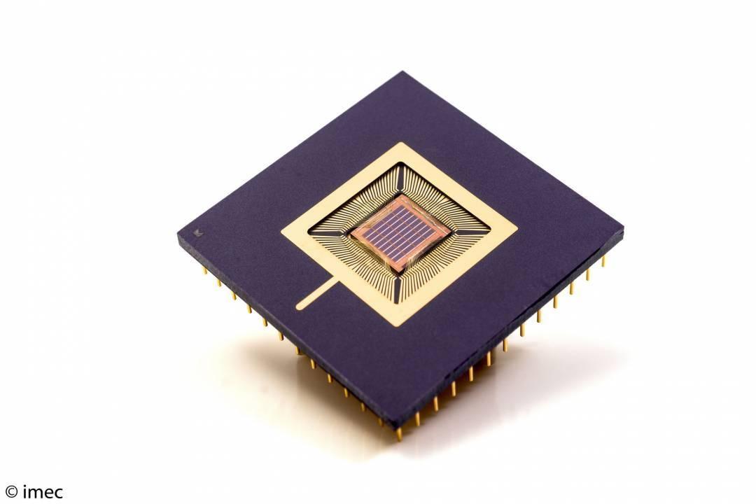 Imec neuromorfe chip
