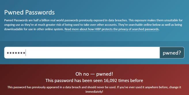 pwned passwords v2