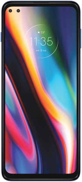 Motorola Moto G 5G Plus (6GB intern, 128GB opslag)