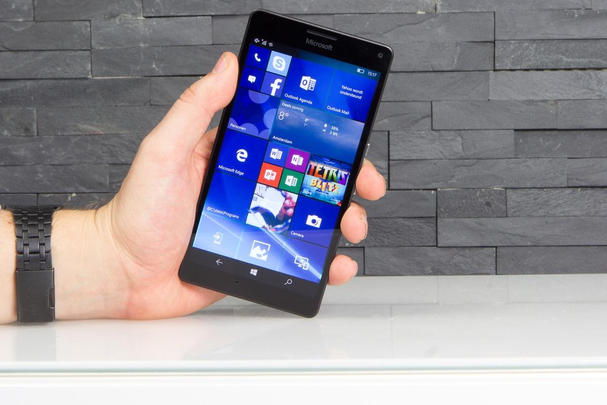 7bf2ab10e8ab5b Lumia 950 en 950 XL Review - Tweakers