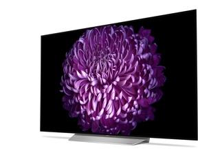LG OLED55C7V Zwart