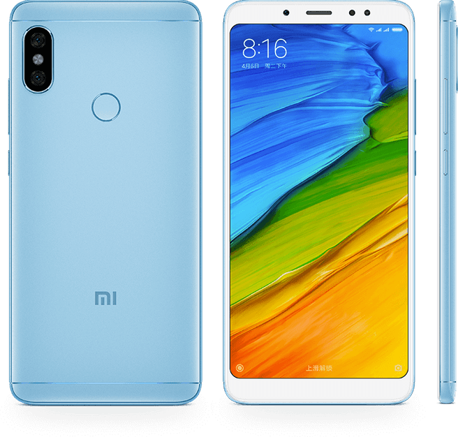 Xiaomi Redmi Note 5 32GB Blauw