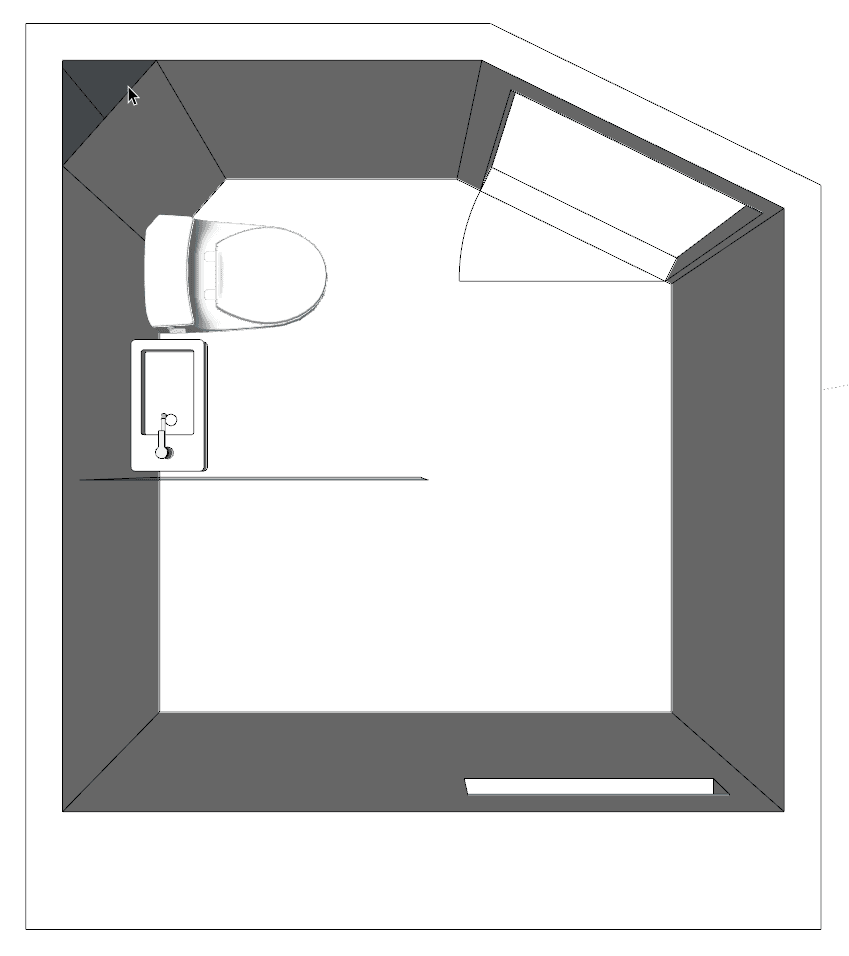 Badkamer indeling, tips? - Wonen & Verbouwen - GoT