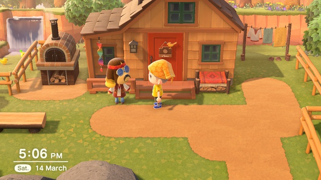 Screenshots Animal Crossing: New Horizons