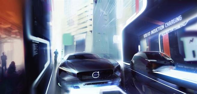 Volvo Komt Met Eerste Elektrische Auto In 2019 Beeld En Geluid