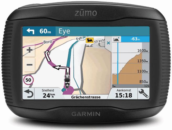 Garmin Zumo 345LM (Centraal Europa)