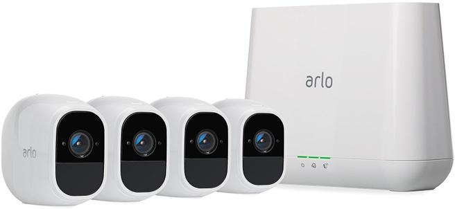 Netgear Arlo Pro 2 (4 camera's)