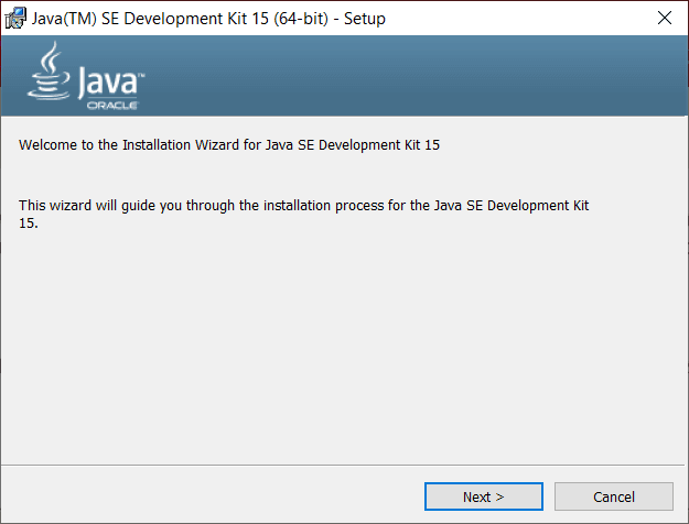 Oracle Java SE
