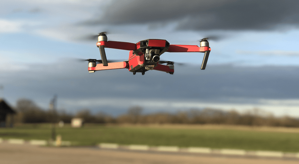 Drone rood