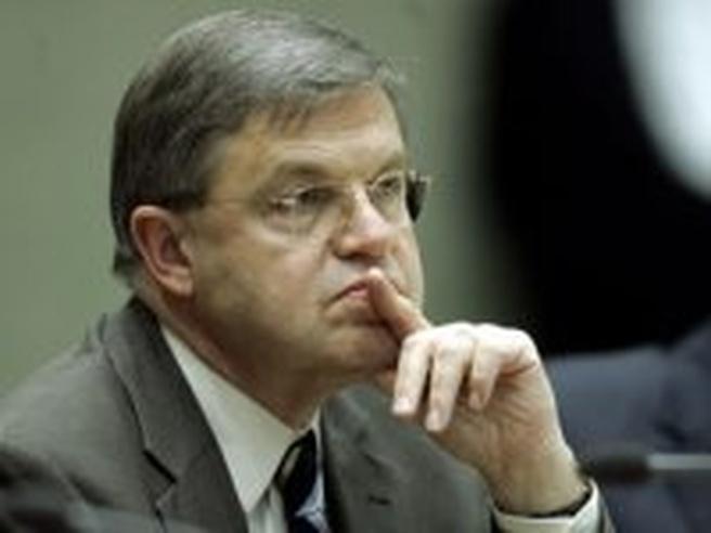 Minister Ernst Hirsch Ballin
