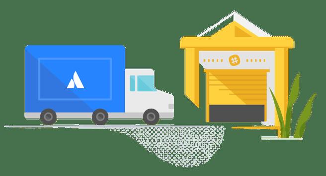 Atlassian Hipchat Stride naar Slack
