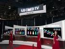 LG oled televisies CES2014