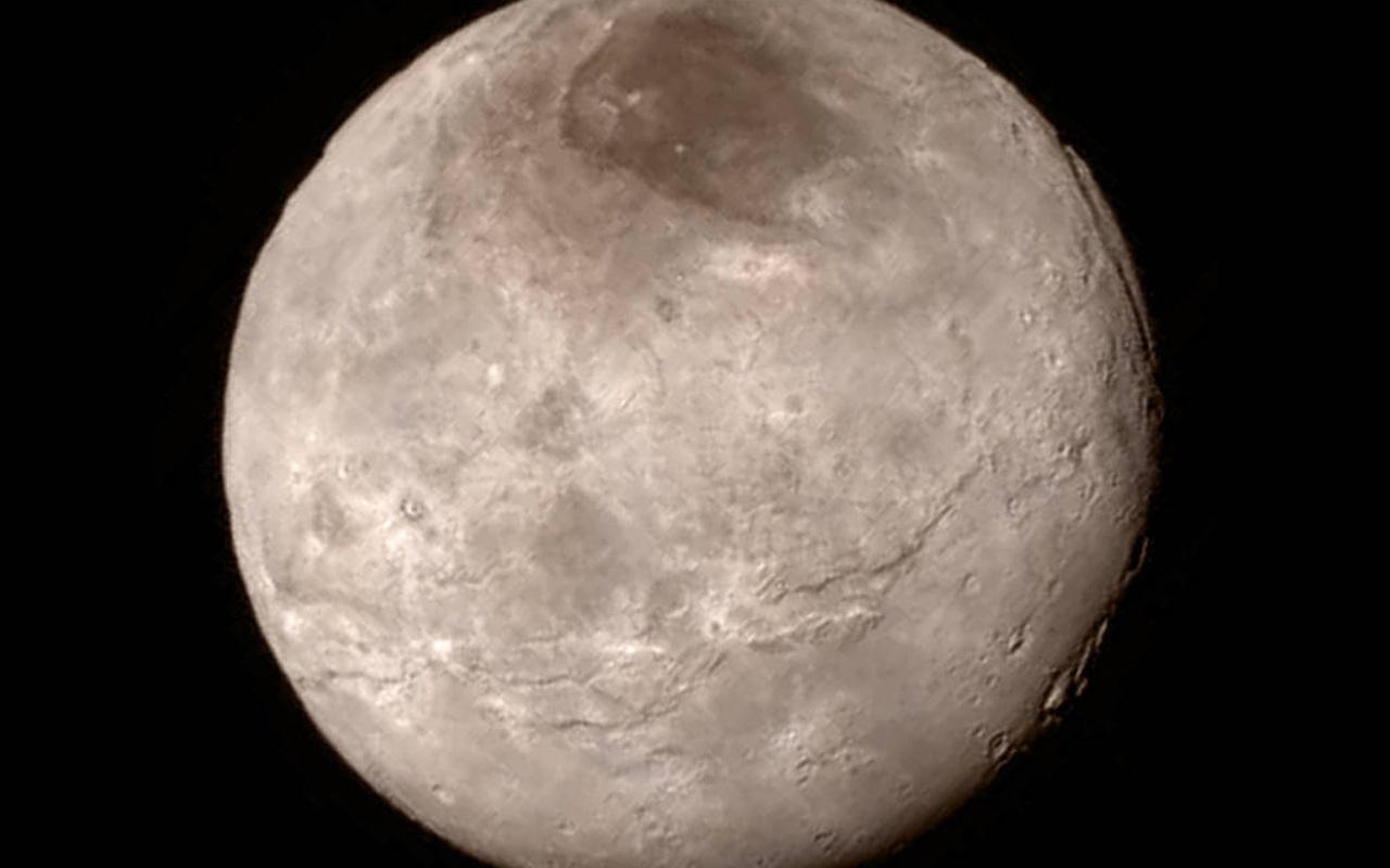 New Horizons: Charon