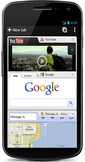 Chrome voor Android