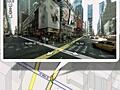 Google Street Views in New York