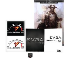 EVGA NVIDIA GeForce GTX 980 4 GB Hydro