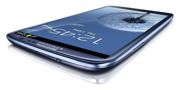 Galaxy S3 mock-up official