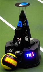 Voetbalrobot Technische Universiteit Eindhoven