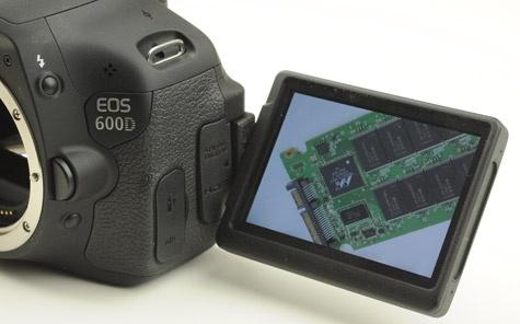 Canon EOS 600D Inleiding