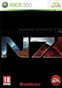 Mass Effect 3 (Collectors Edition), Xbox 360