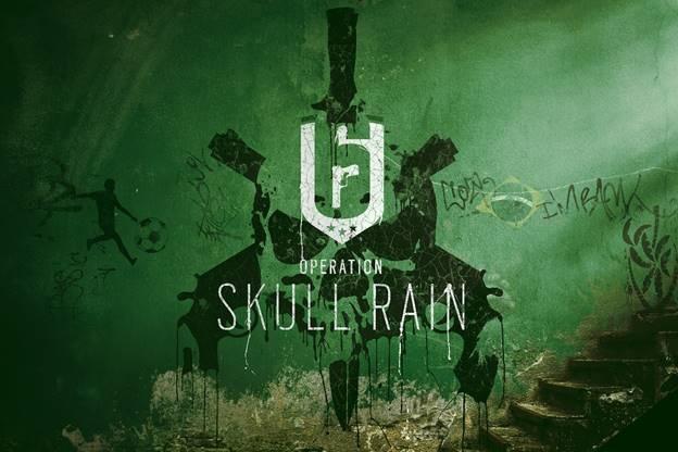 Rainbow Six Skull Rain