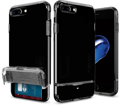 Spigen Flip Armor Apple iPhone 7 Plus Case - 043CS20853 - Jet Black