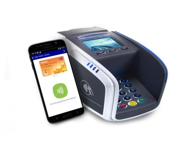 KPN Rabobank mobiel betalen