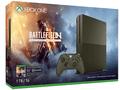 Goedkoopste Microsoft Xbox One S 1TB Battlefield 1 Special Edition Groen