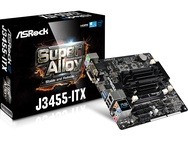 ASRock Apollo Lake-moederborden