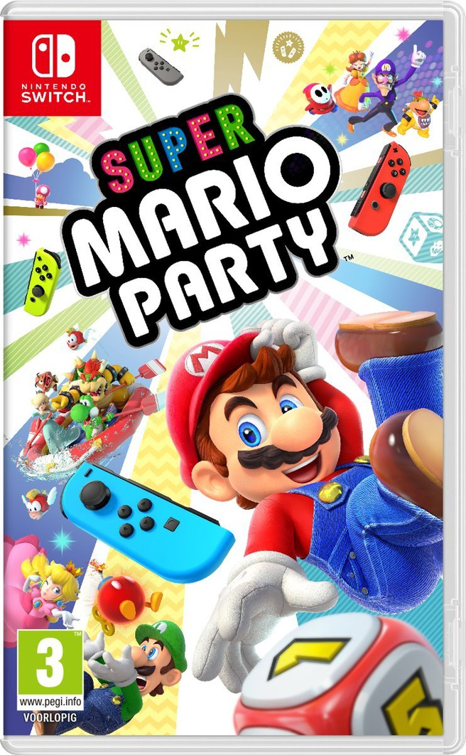Super Mario Party, Nintendo Switch