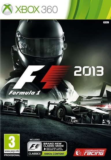 F1 2013, Xbox 360 (Windows)