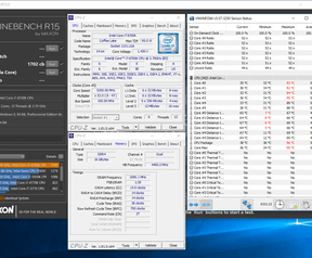 Overklok Core i7-8700K