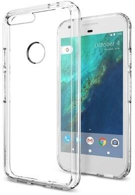 Spigen Ultra Hybrid Google Pixel XL Case - F15CS20905 - Crystal Clear