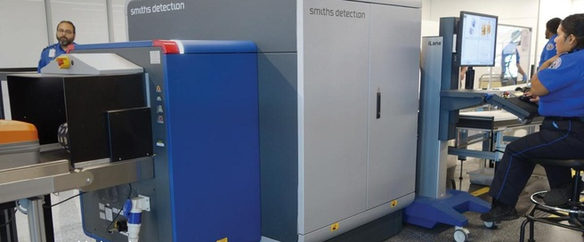 Smiths Detection bagagecheck