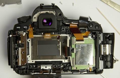 EOS 5D Mark III ontleding