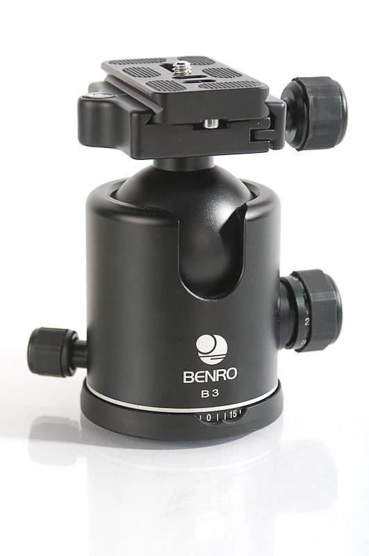 Benro B3 NAS Barebone