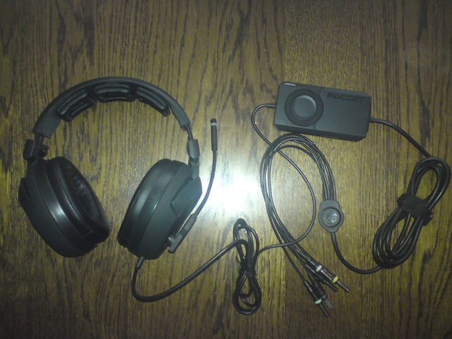 Roccat Kave - 5 - Headset