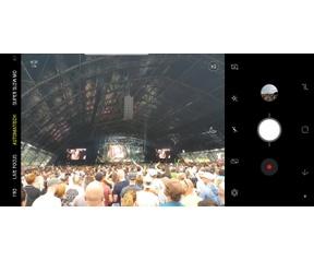 Camera-interface Samsung Galaxy S9 S10