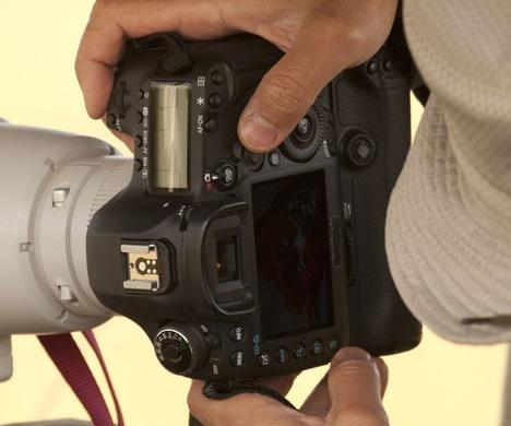 Canon dslr prototype
