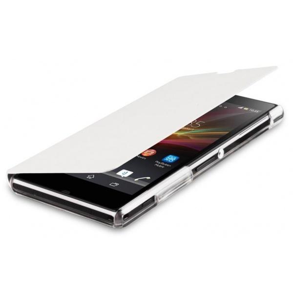 Roxfit Roxfit Flip Cover Sony Xperia Z1 (polar white style)