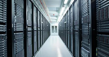Apple datacentrum in Maiden North Carolina