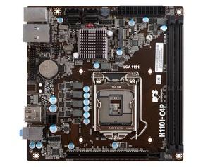 ECS introduceert H110I-C4P mini-itx-moederbord