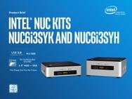 Intel Skylake NUC