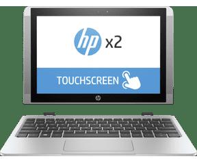 HP x2 210 G2 x2 210 G2 Detachable PC Zilver