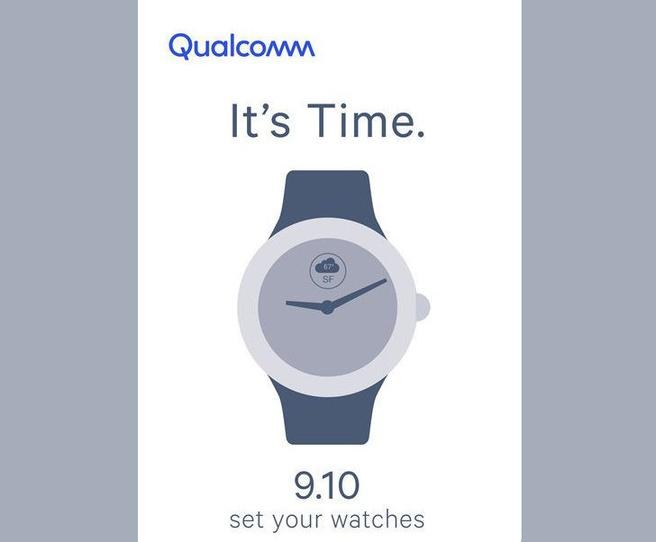 Qualcomm-uitnodiging